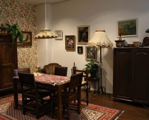 Eemwijk - Jaren 40 kamer