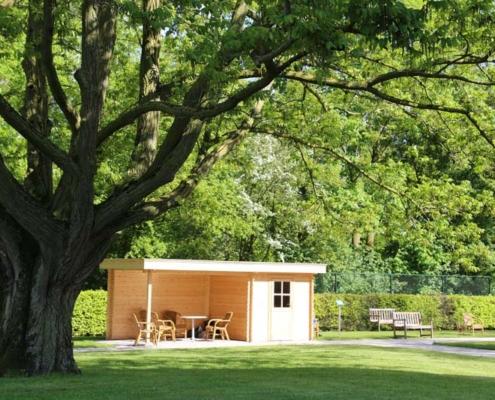 Tuinhuisje van Eemwijk