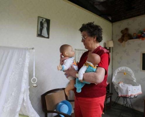 Boswijk - Babykamer