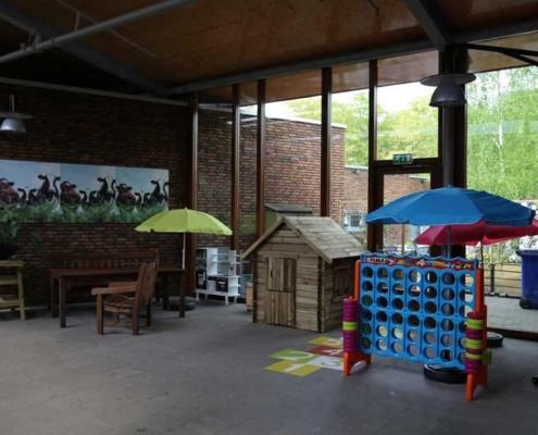 Boswijk - Speelruimte kinderen