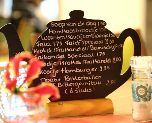 Grand Cafe van Eemwijk