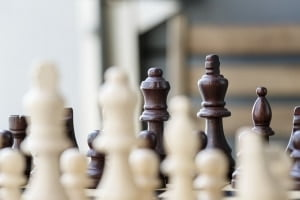 Spel - schaken