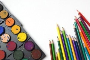 Hobbyclub - schilderen - tekenen - knutselen - ontspanning - website