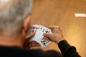 Kaarten - kaartspel - bridge - patience - spel